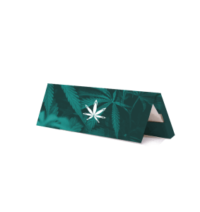 Hemp Rolling Papers 1 1/4 with Custom Booklets