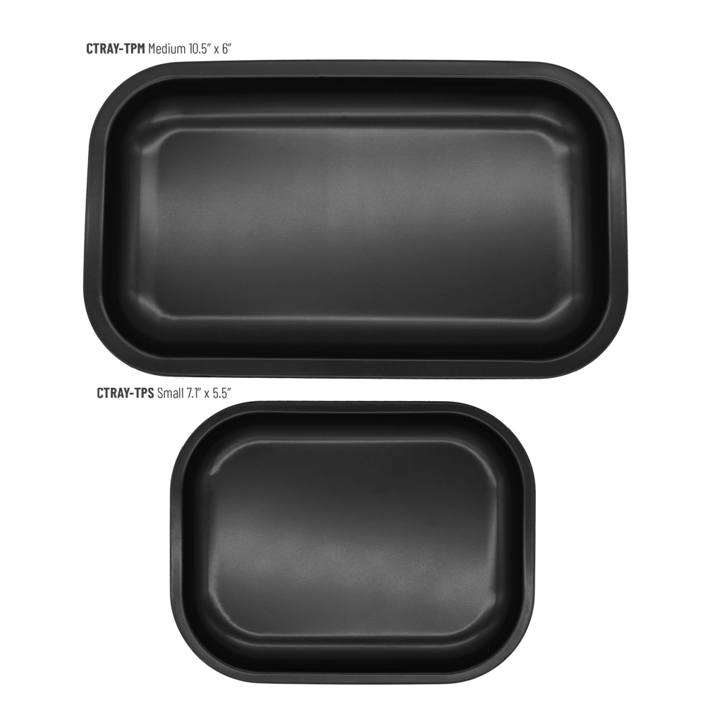 rolling tray sizes