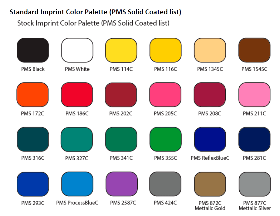 Color Standard Lighters